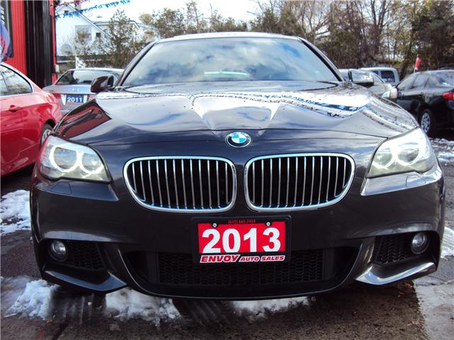 2013 BMW 528i xDrive (Stk: ) in Ottawa - Image 2 of 30