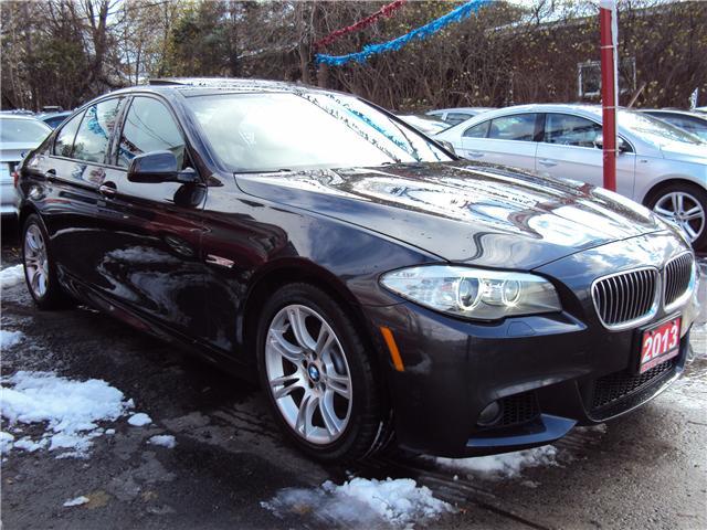 2013 BMW 528i xDrive (Stk: ) in Ottawa - Image 3 of 30