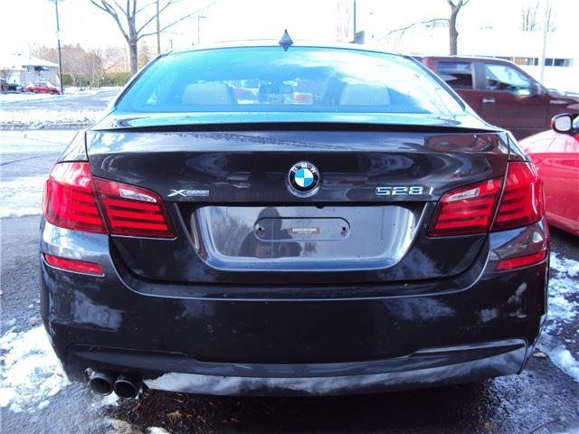 2013 BMW 528i xDrive (Stk: ) in Ottawa - Image 5 of 30
