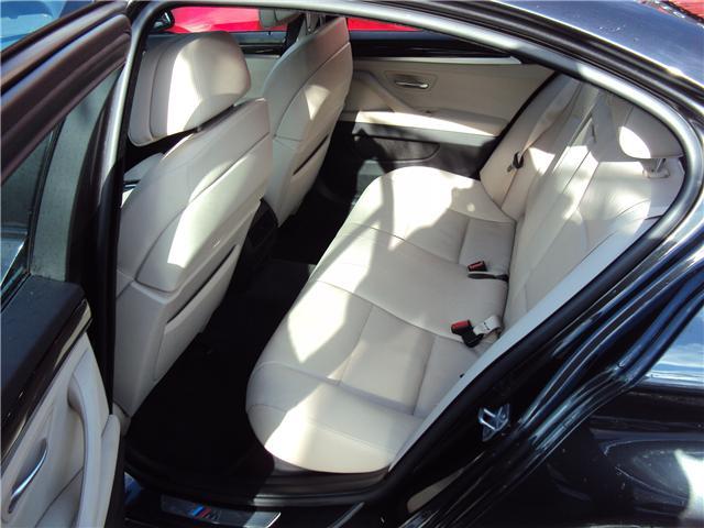2013 BMW 528i xDrive (Stk: ) in Ottawa - Image 8 of 30