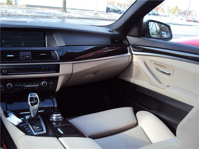 2013 BMW 528i xDrive (Stk: ) in Ottawa - Image 12 of 30