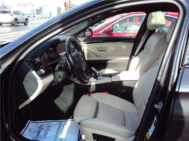 2013 BMW 528i xDrive (Stk: ) in Ottawa - Image 13 of 30