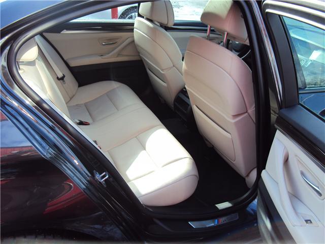 2013 BMW 528i xDrive (Stk: ) in Ottawa - Image 17 of 30
