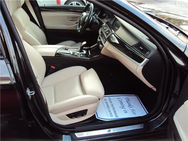 2013 BMW 528i xDrive (Stk: ) in Ottawa - Image 19 of 30