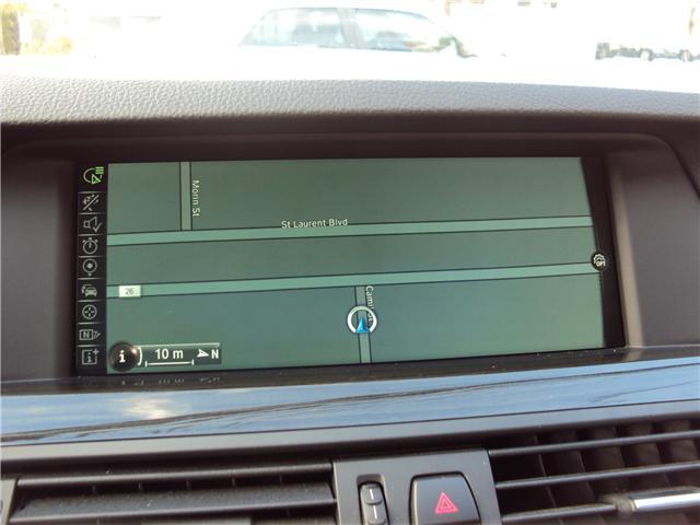 2013 BMW 528i xDrive (Stk: ) in Ottawa - Image 24 of 30