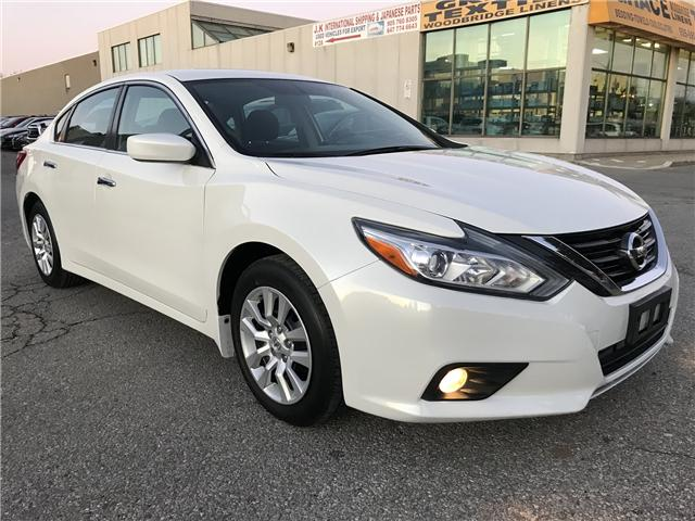 2016 Nissan Altima 2.5 S (Stk: ) in Concord - Image 3 of 18