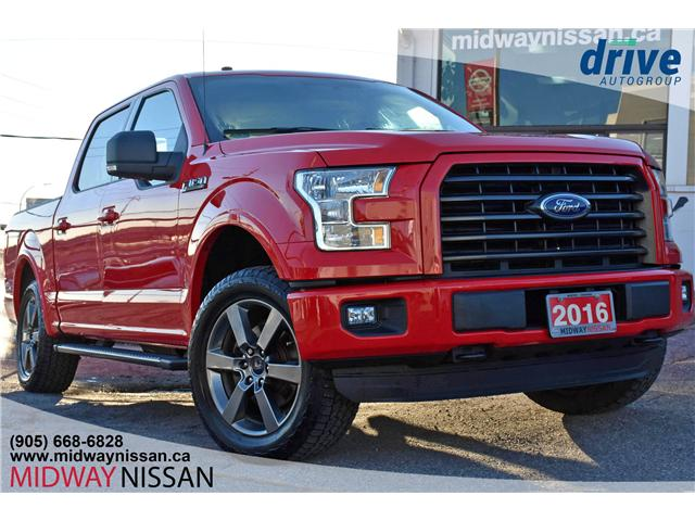 2016 Ford F-150 XLT (Stk: U1532) in Whitby - Image 1 of 26