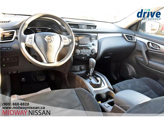 2016 Nissan Rogue SV (Stk: JC780074A) in Whitby - Image 2 of 22