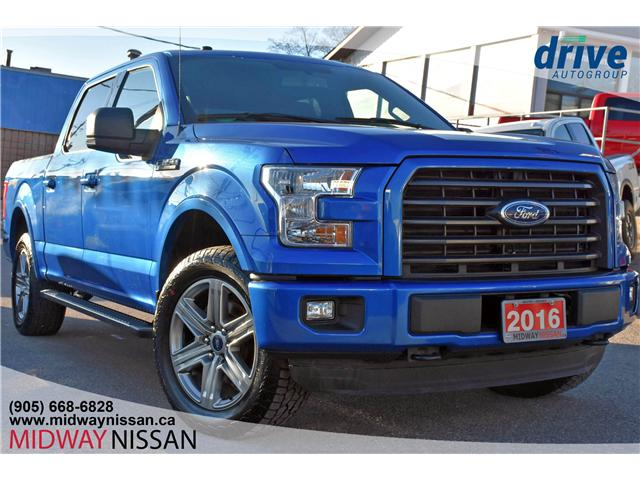 2016 Ford F-150 XLT (Stk: U1531) in Whitby - Image 1 of 27