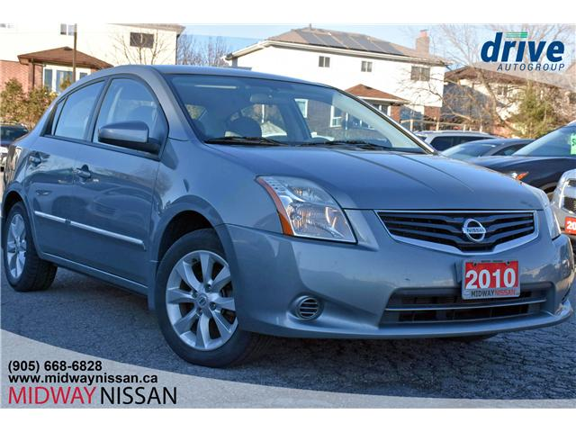 2010 Nissan Sentra 2.0 S (Stk: U1529) in Whitby - Image 1 of 20
