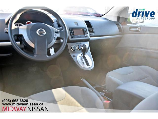 2010 Nissan Sentra 2.0 S (Stk: U1529) in Whitby - Image 2 of 20