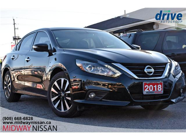 2018 Nissan Altima 2.5 SL Tech 1N4AL3AP0JC255584 JC393539A in Whitby