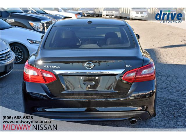 2018 Nissan Altima 2.5 SL Tech (Stk: JC393539A) in Whitby - Image 6 of 25