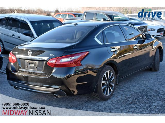 2018 Nissan Altima 2.5 SL Tech (Stk: JC393539A) in Whitby - Image 7 of 25