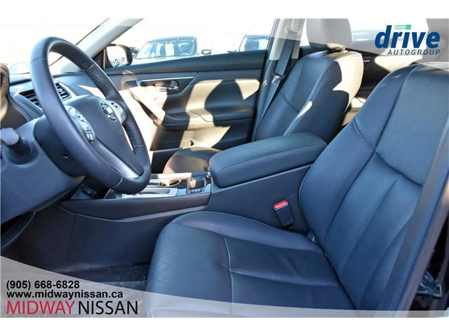 2018 Nissan Altima 2.5 SL Tech (Stk: JC393539A) in Whitby - Image 12 of 25