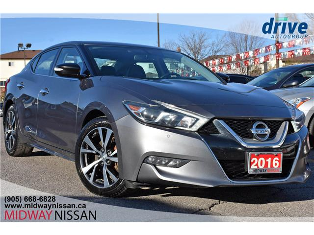 2016 Nissan Maxima SV (Stk: JC363336A) in Whitby - Image 1 of 26