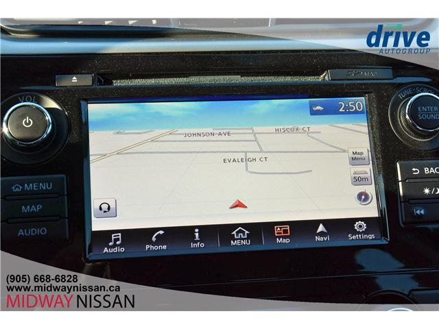 2018 Nissan Altima 2.5 SL Tech (Stk: JC393539A) in Whitby - Image 21 of 25