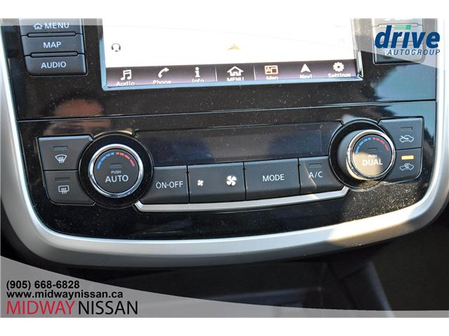 2018 Nissan Altima 2.5 SL Tech (Stk: JC393539A) in Whitby - Image 22 of 25