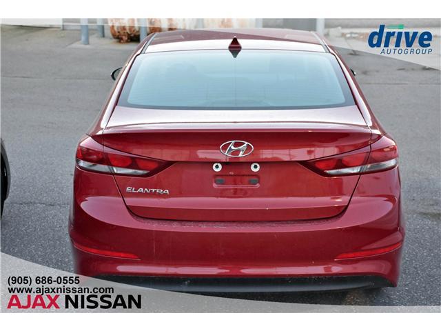 2018 Hyundai Elantra GL SE (Stk: P4029R) in Ajax - Image 6 of 27