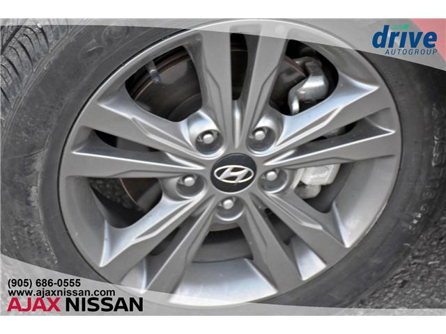 2018 Hyundai Elantra GL SE (Stk: P4029R) in Ajax - Image 8 of 27