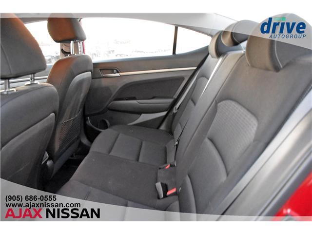 2018 Hyundai Elantra GL SE (Stk: P4029R) in Ajax - Image 11 of 27