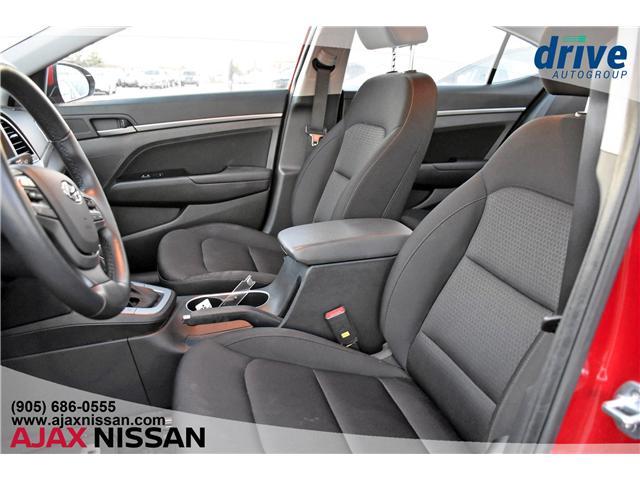 2018 Hyundai Elantra GL SE (Stk: P4029R) in Ajax - Image 12 of 27