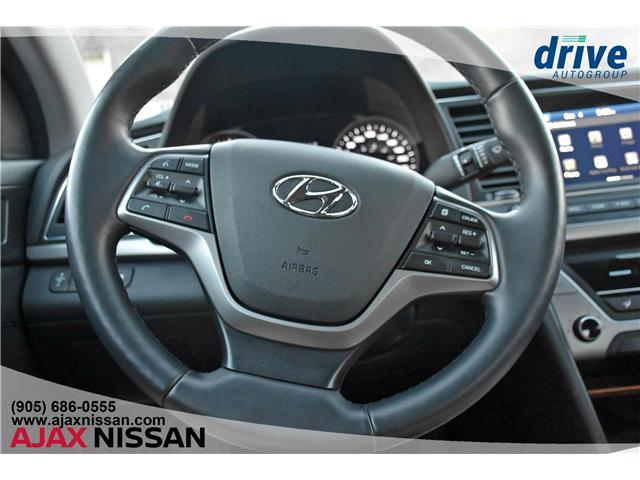 2018 Hyundai Elantra GL SE (Stk: P4029R) in Ajax - Image 18 of 27