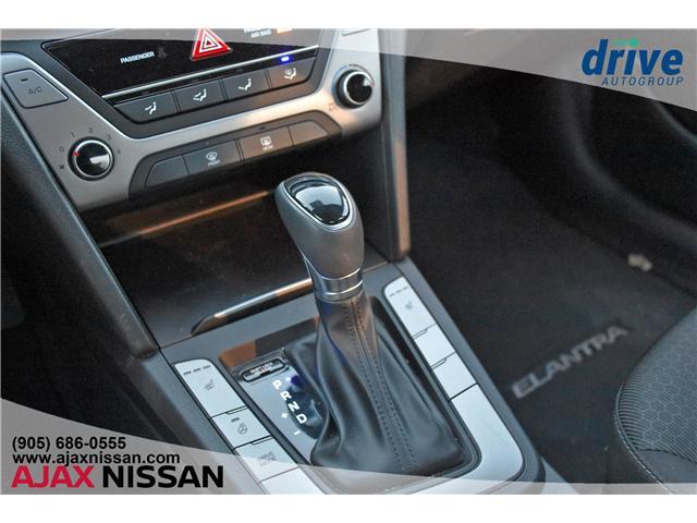 2018 Hyundai Elantra GL SE (Stk: P4029R) in Ajax - Image 25 of 27