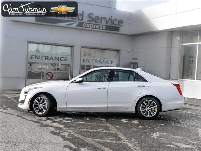 2018 Cadillac CTS 3.6L Luxury (Stk: R7081) in Ottawa - Image 2 of 23