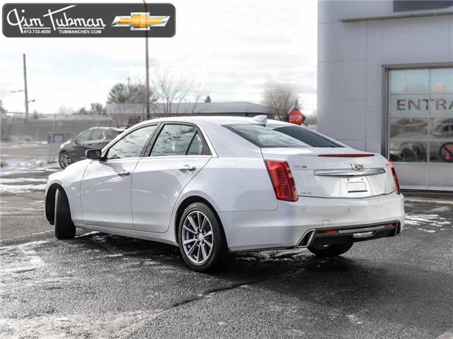 2018 Cadillac CTS 3.6L Luxury (Stk: R7081) in Ottawa - Image 3 of 23