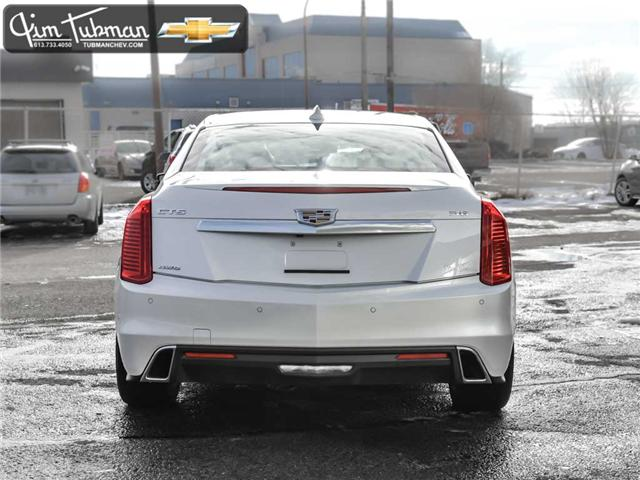 2018 Cadillac CTS 3.6L Luxury (Stk: R7081) in Ottawa - Image 4 of 23