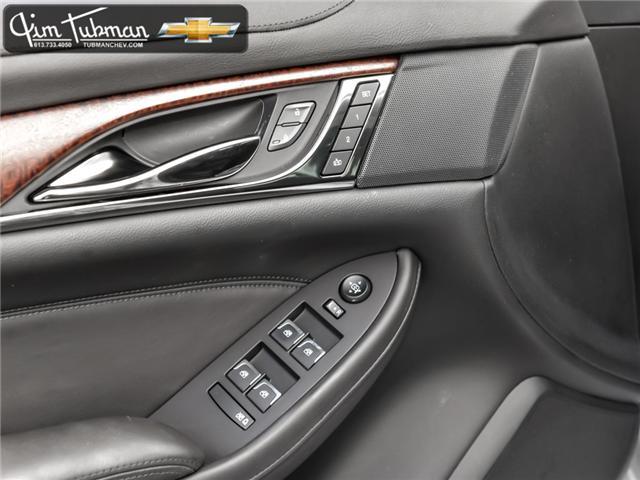 2018 Cadillac CTS 3.6L Luxury (Stk: R7081) in Ottawa - Image 11 of 23