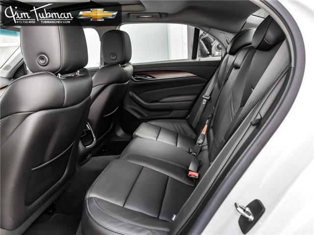 2018 Cadillac CTS 3.6L Luxury (Stk: R7081) in Ottawa - Image 16 of 23