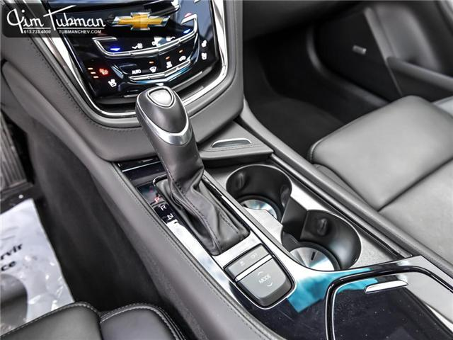 2018 Cadillac CTS 3.6L Luxury (Stk: R7081) in Ottawa - Image 17 of 23