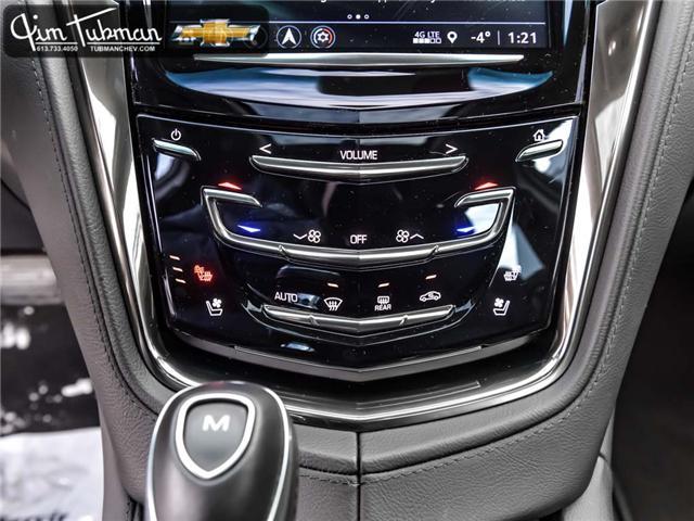 2018 Cadillac CTS 3.6L Luxury (Stk: R7081) in Ottawa - Image 18 of 23