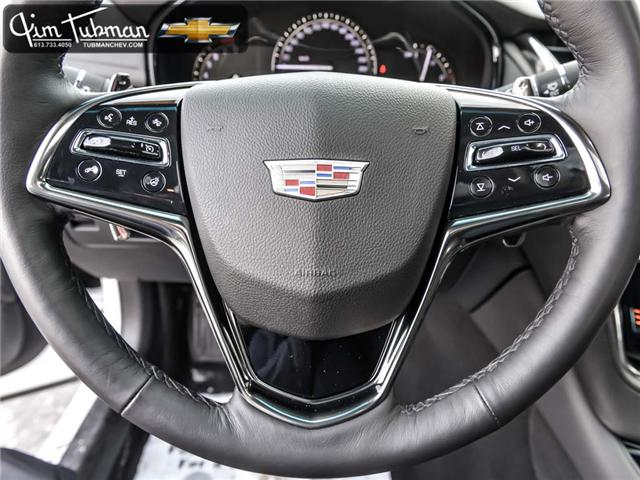 2018 Cadillac CTS 3.6L Luxury (Stk: R7081) in Ottawa - Image 22 of 23