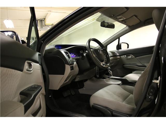2015 Honda Civic LX (Stk: HP3093) in Toronto - Image 9 of 29