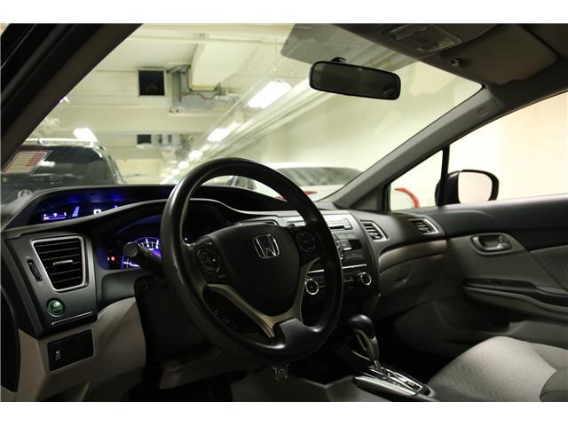 2015 Honda Civic LX (Stk: HP3093) in Toronto - Image 11 of 29