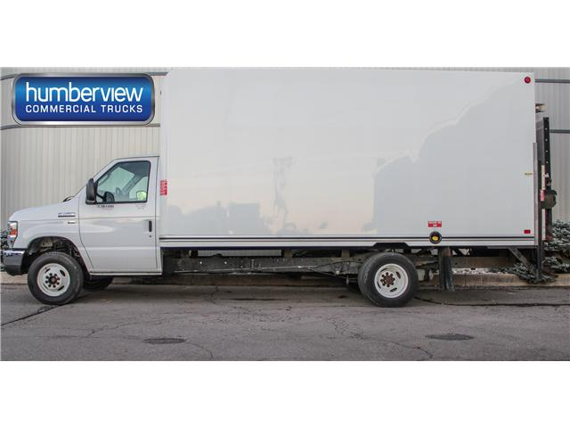 2016 Ford E-450 Cutaway Base (Stk: CTDR1786 UNICEL) in Mississauga - Image 1 of 17