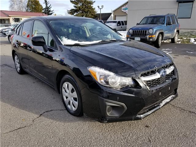 2014 Subaru Impreza 2.0i (Stk: ) in Kemptville - Image 1 of 16