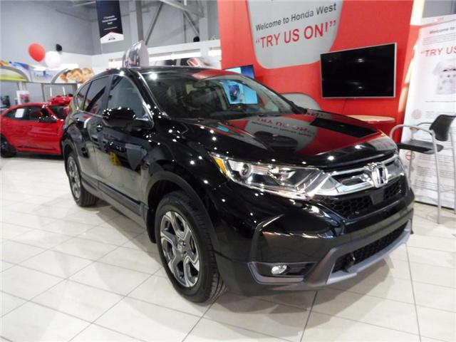 2019 Honda CR-V EX-L (Stk: 1950001) in Calgary - Image 1 of 30