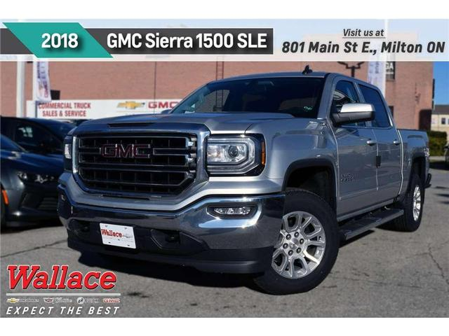 2018 GMC Sierra 1500 SLE (Stk: 587142) in Milton - Image 1 of 10