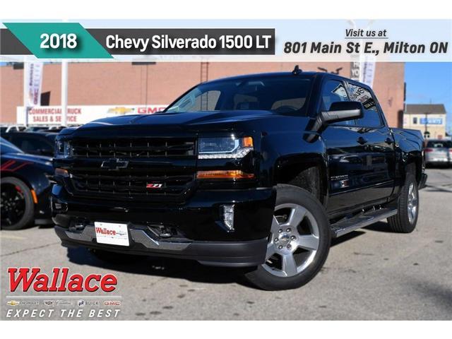 2018 Chevrolet Silverado 1500 2LT (Stk: 567500) in Milton - Image 1 of 10