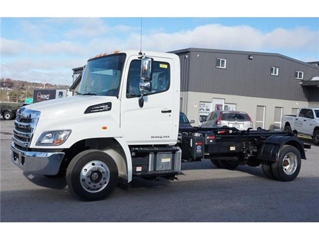 2019 Hino 258 w/XR7 Multilift Hooklift System - (Stk: HLTW13793) in Barrie - Image 5 of 6