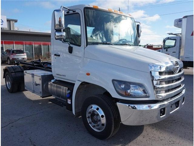 2019 Hino 258 w/XR7 Multilift Hooklift System - (Stk: HLTW14005) in Barrie - Image 6 of 6