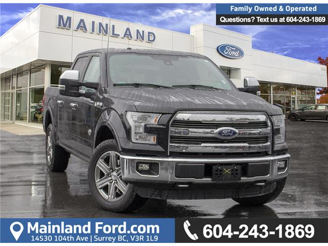 2015 Ford F-150 King Ranch (Stk: P9944A) in Surrey - Image 1 of 30