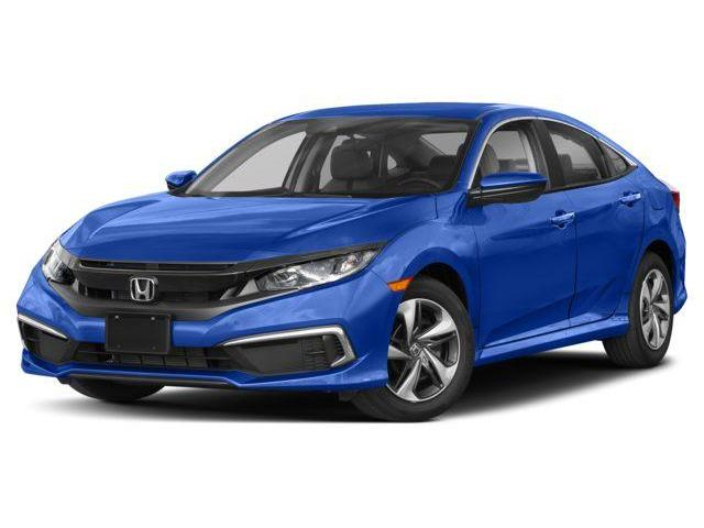 2019 Honda Civic LX (Stk: K1165) in Georgetown - Image 1 of 9