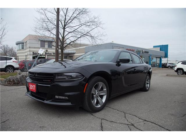 2017 Dodge Charger SXT (Stk: 654089) in Brampton - Image 2 of 14