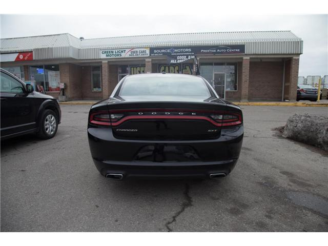 2017 Dodge Charger SXT (Stk: 654089) in Brampton - Image 7 of 14