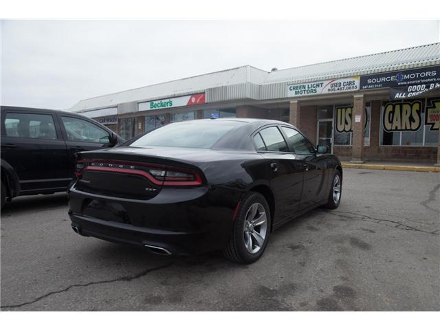 2017 Dodge Charger SXT (Stk: 654089) in Brampton - Image 8 of 14